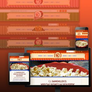 C.J. Dannemiller website - designed and developed by Stofka Creative Ltd.